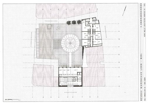 3e Obergeschoss
