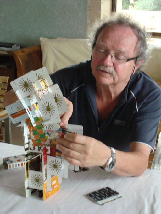 Henri Mollet en 2010